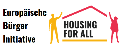 Logo der EBI housing for all